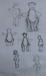 teddy sketches