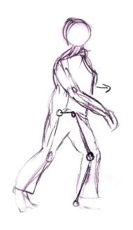 down pose2